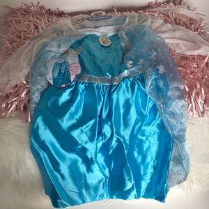 Elsa Dress From Disney Size 4-6x